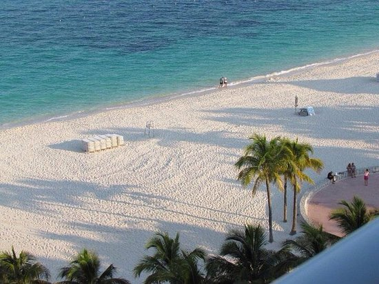 Grand Lucayan, Bahamas: View from our balcony at Grand Lucayan