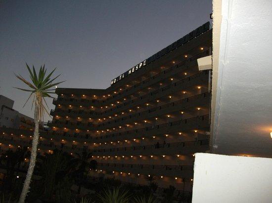 Best Sabinal: el hotel acogiendo ala noche  de roquetas