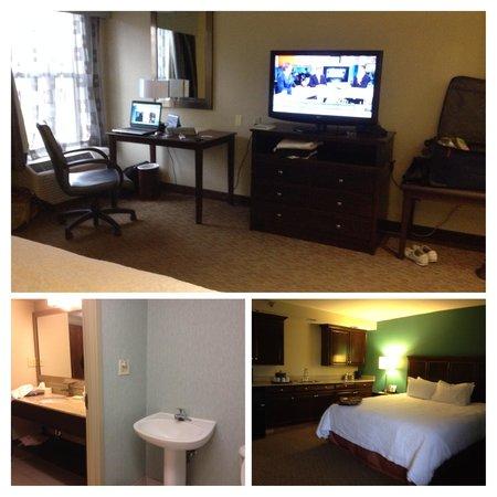 Hampton Inn Florence-Midtown: Great room