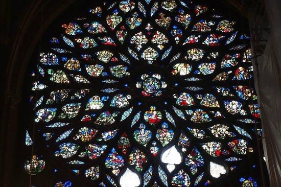 Sainte-Chapelle : Rosa, Sainte Chapelle