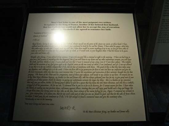 Mary Queen of Scots House: some notes