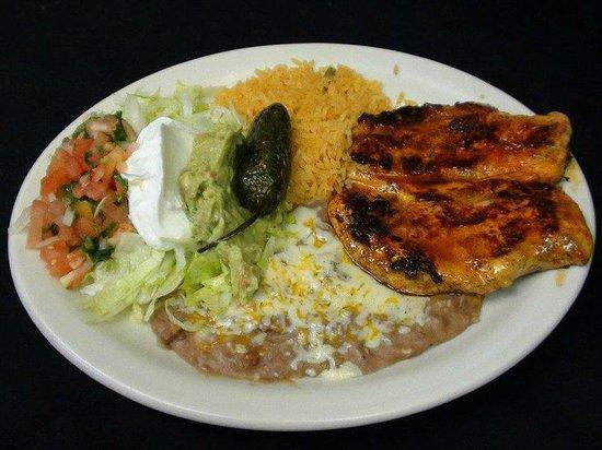 El Cazador Mexican Restaurant : El Cazador.