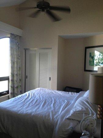 The Westin St. John Resort Villas : One of the bedrooms
