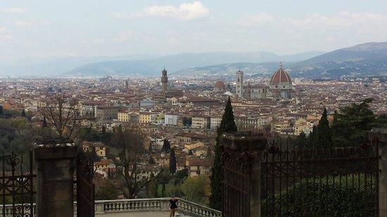 UNA Palazzo Mannaioni : Florence - Vue sur le DUOMO (basilique)