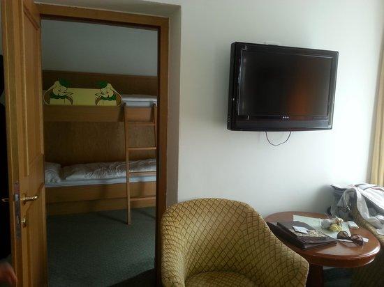 Family Hotel Posta: camere comunicanti