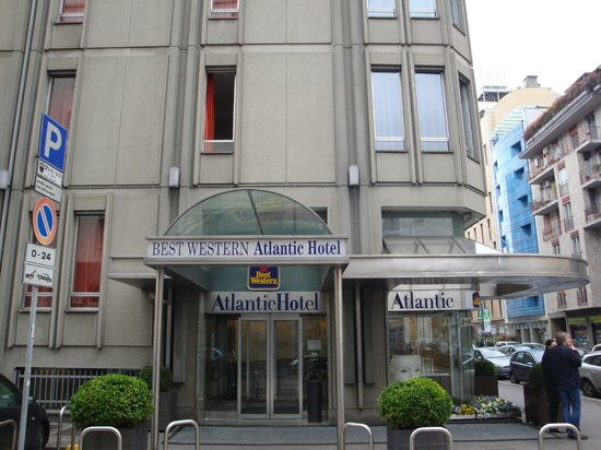 BEST WESTERN Atlantic Hotel: 外観
