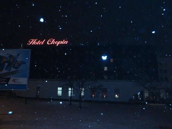 Vienna House Easy Chopin Cracow : ночь