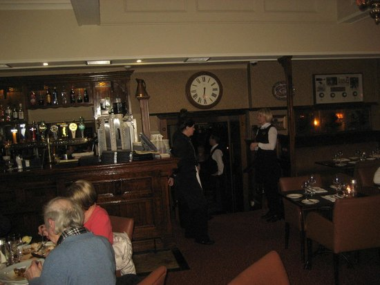 Hannigan's Bar and Restaurant : Restaurant