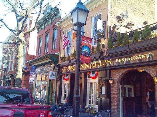 Old Town: King Street