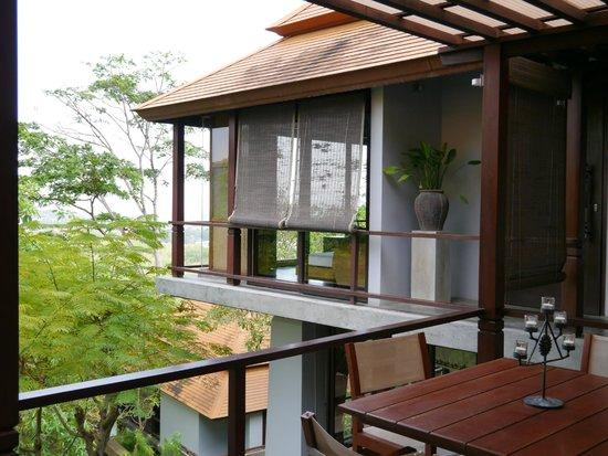 Villa Zolitude Resort and Spa : ベッドルームの外観