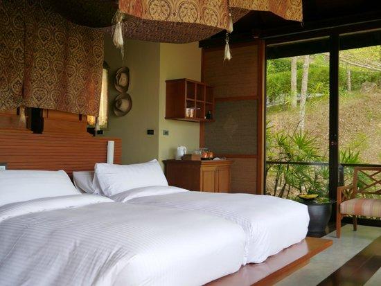 Villa Zolitude Resort and Spa : ベッドルーム