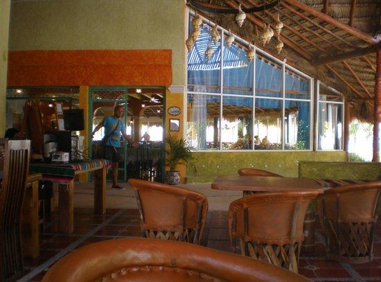 PavoReal Beach Resort Tulum: Le coin Lobby