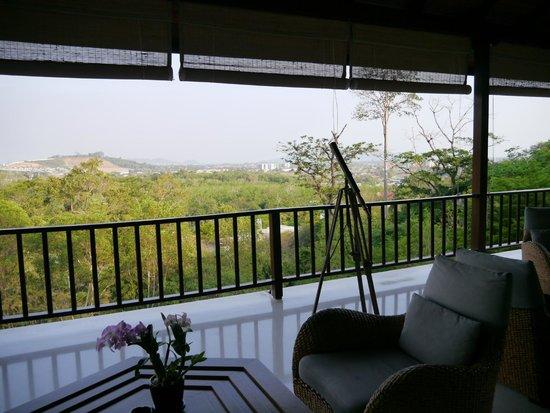 Villa Zolitude Resort and Spa: レセプション