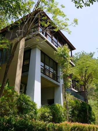 Villa Zolitude Resort and Spa: 部屋の外観