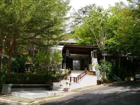 Villa Zolitude Resort and Spa : 雰囲気の良いヴィラ