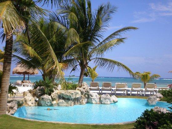 PavoReal Beach Resort Tulum: vue du restaurant : la plage