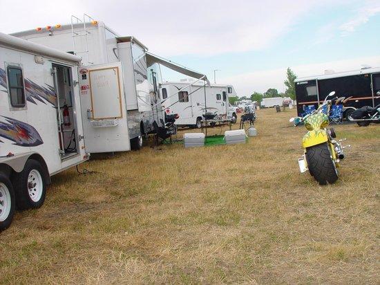 Glencoe Camp Resort