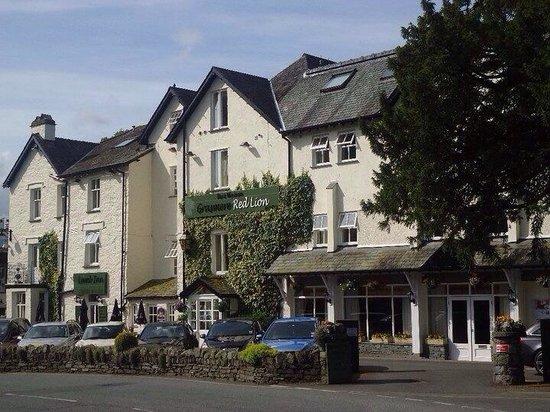 The Lamb Inn : Grasmere Red Lion