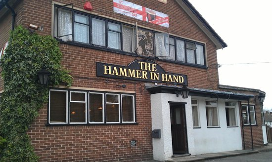 ‪The Hammer in Hand‬
