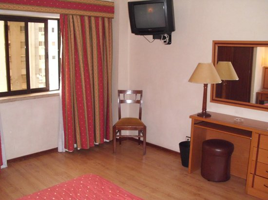 VIP Inn Berna Hotel: Room 516