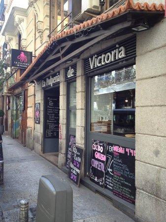 La Pulpería de Victoria: Victoria!