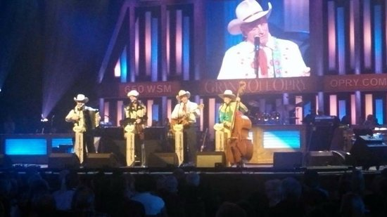 The Grand Ole Opry: Riders in the Sky at Grand Ole Opry