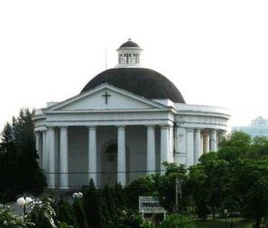 Immanuel Church: Immanuel dari depan