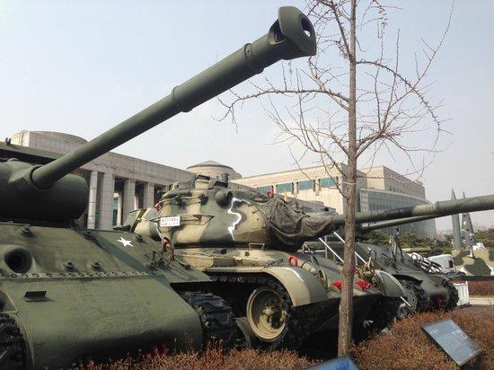 Monumento de Guerra de Corea: 7
