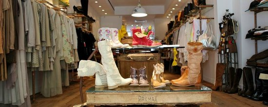 Shop Gotham NYC Shopping Tours : One of our SoHo partner boutiques