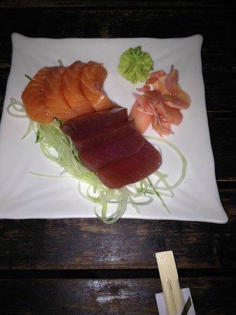 The Harbour Rock: Sashimi