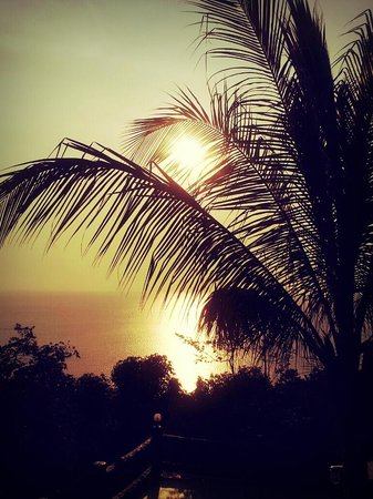 Stone Hill Resort : Sunset