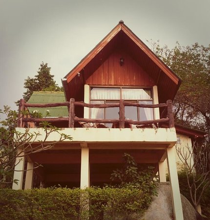 Stone Hill Resort: one of the Bungalows