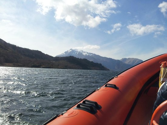 Seaxplorer: A view from the boat