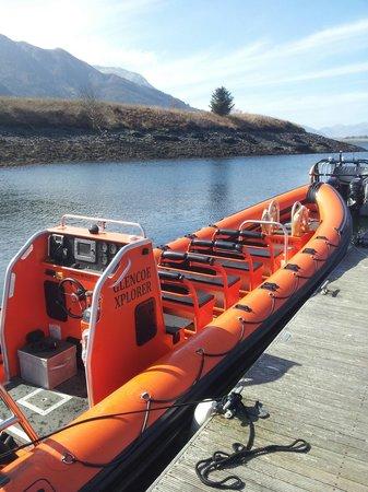 Seaxplorer: A comfortable and fast rib :-)