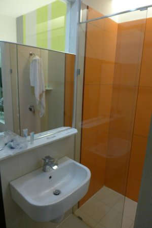 Heliconia Hotel: very clean