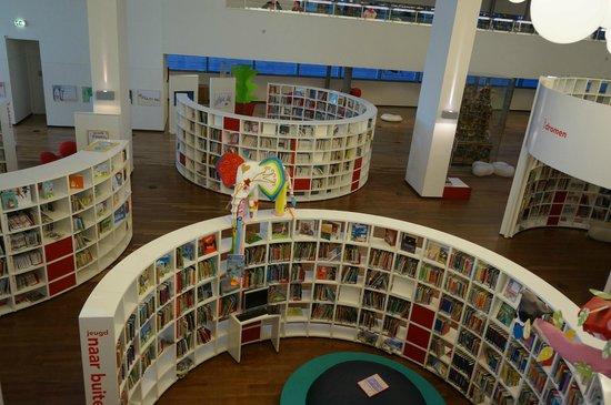 Bibliothèque centrale (Openbare Bibliotheek) Photo