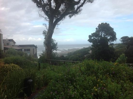 Camps Bay Retreat : Blick von der Terrasse