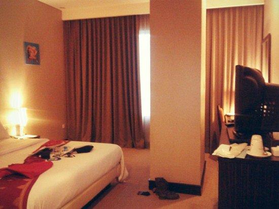Swiss-Belhotel Kendari: kamar