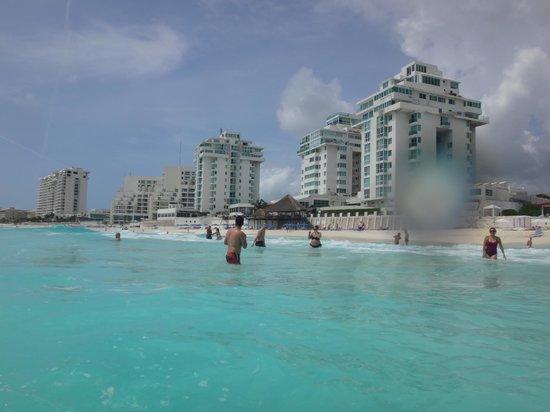 Hotel Yalmakan: The three hotel towers