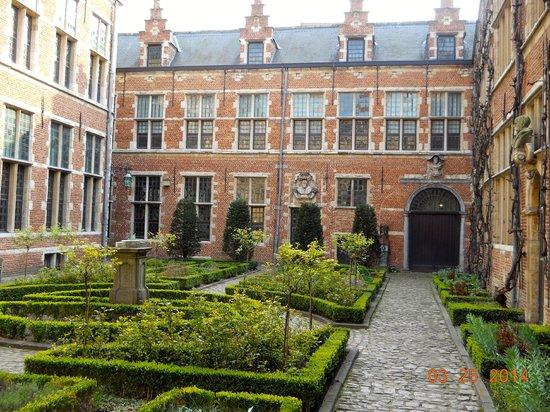Museum Plantin-Moretus: The Garden