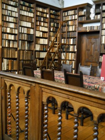 Plantin - Moretus Museum: The Great Library