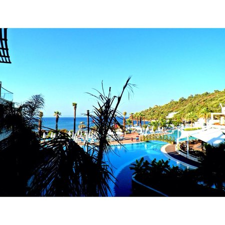 Paloma Pasha Resort : Amazing view from our room