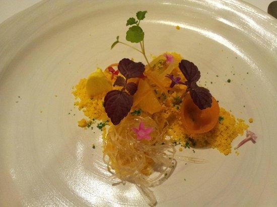 Quique Dacosta : Salad