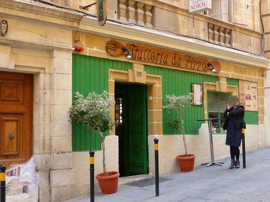 Da Pippo Trattoria Valletta Restaurant Reviews Photos Phone Number Tripadvisor