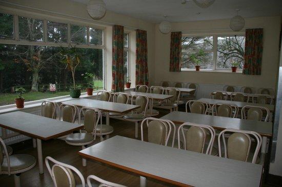 YHA Snowdon Llanberis: Dining Room