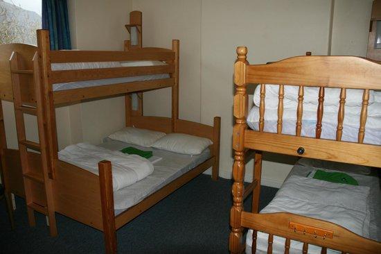YHA Snowdon Llanberis : Bedroom
