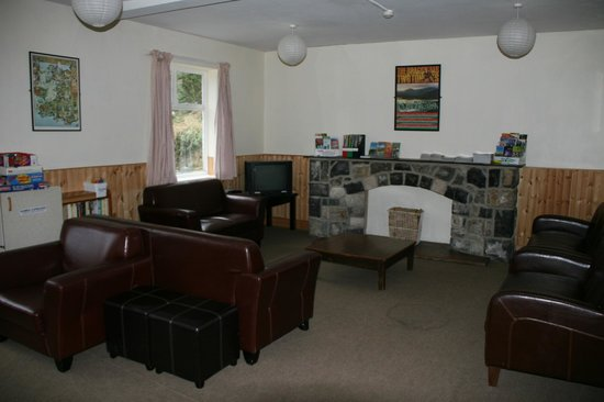 YHA Snowdon Llanberis : Lounge