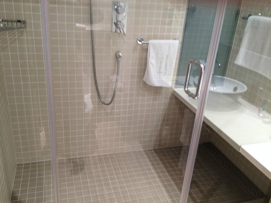 The Gibson Hotel: Shower was amazing