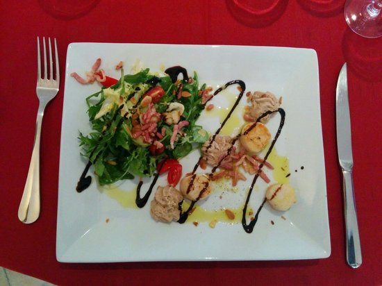 Saint valentin 2015 photo de la figuiere caromb for Restaurant caromb