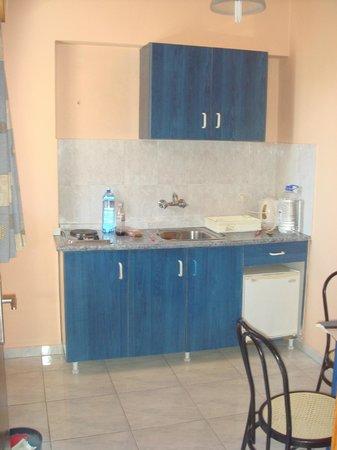 Marietta Hotel Apartments: Spülmittel und Co. gibt es im Geschäft um die Ecke...